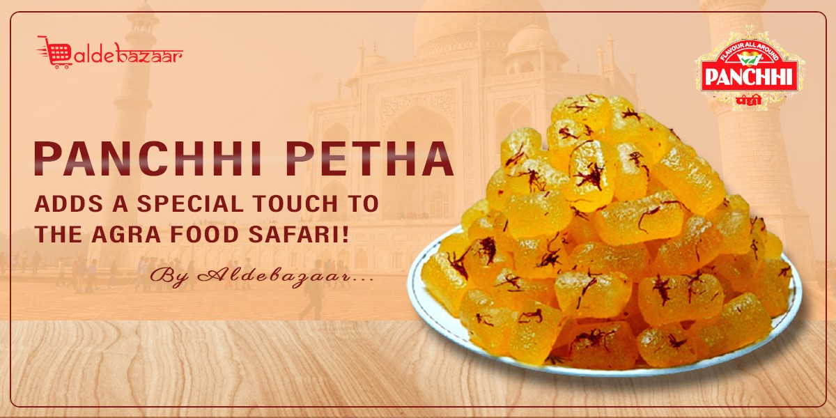 Panchhi Petha: Adds a Special Touch to the Agra Food Safari